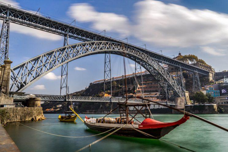 Dom Luis I Bridge    f/18 20sec ISO-50 28mm