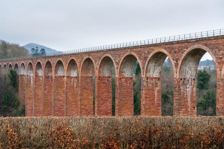 Leaderfoot Viaduct viewpoint 1 | f/8 1/80sec ISO-640 63mm