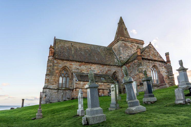 St Monans Scotland | f/11 1/30sec ISO-125 24mm