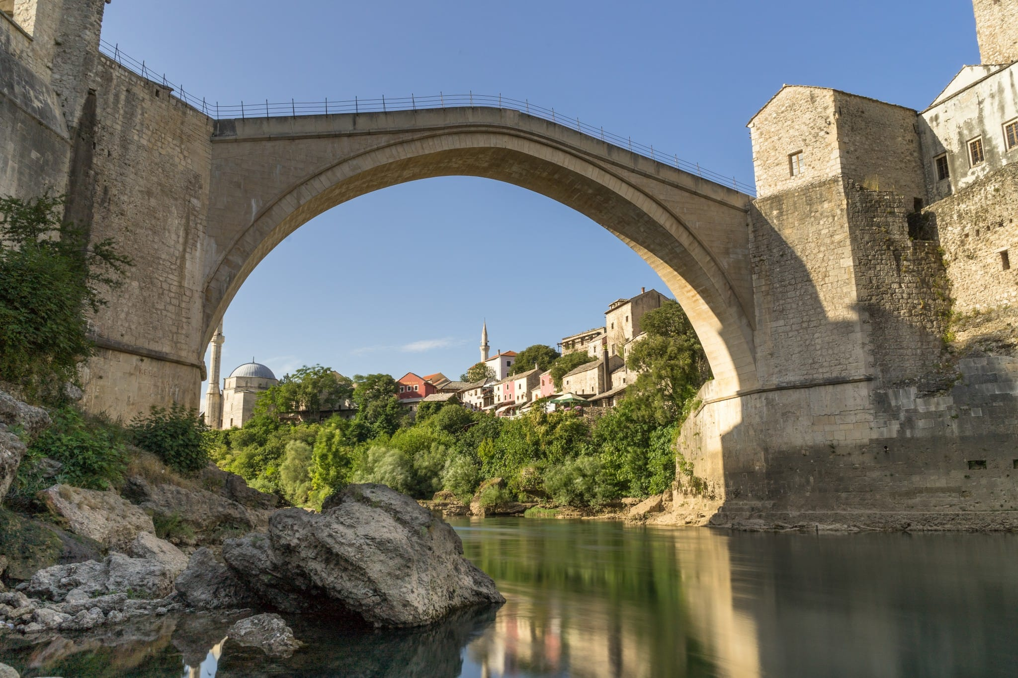 The Old Bridge - Mostar