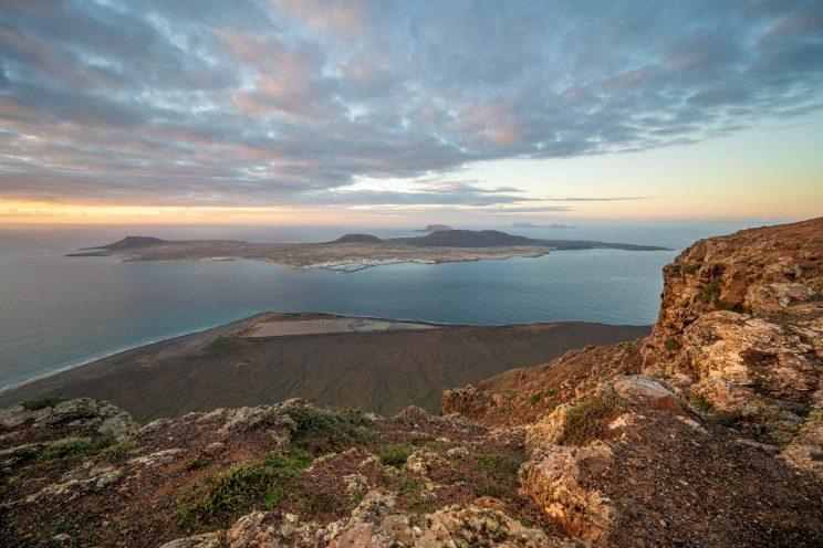 La Graciosa - Lanzarote | f/8 1/20sec ISO-100 12mm
