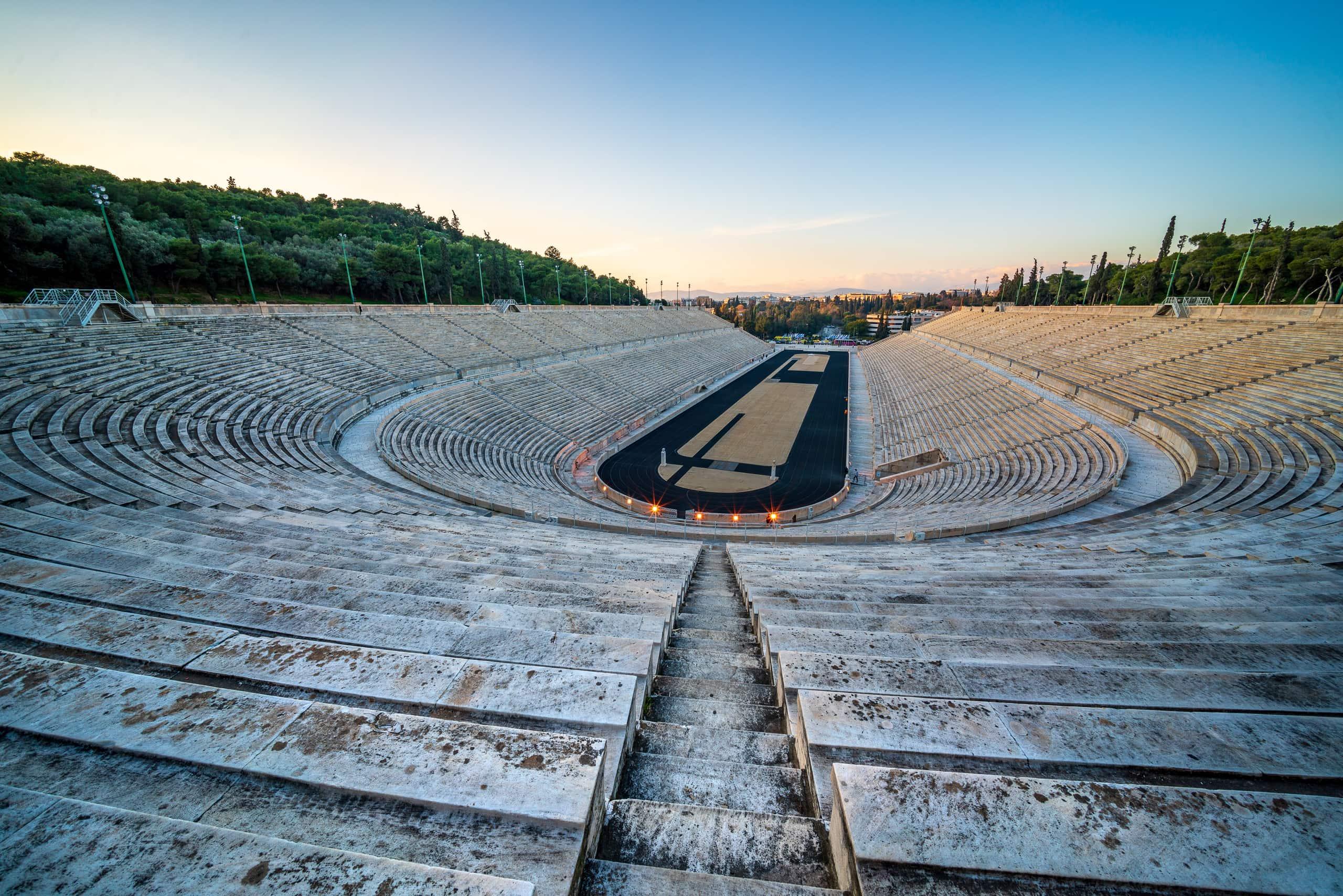 Panathenaic Stadium - Athens | f/8 1/50sec ISO-100 12mm  | ILCE-7RM3