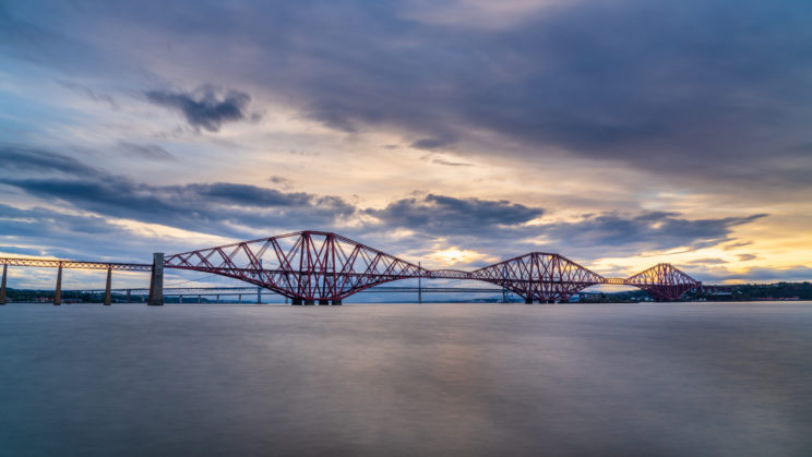 Queensferry Rail Bridge