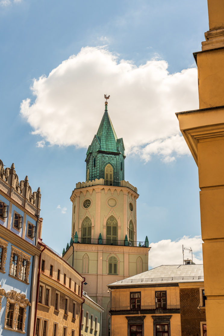Trynitarska Tower | f/8 1/640sec ISO-100 52mm  | ILCE-7RM3 | 2019-06-24 12:00:42