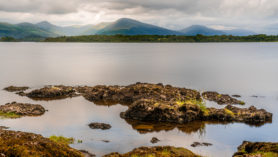 View across Loch Lomond 1