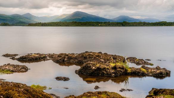 View across Loch Lomond 1