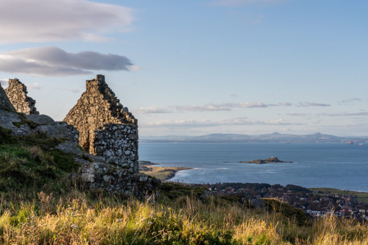 Another view from North Berwick Law | f/11 1/125sec ISO-100 70mm  | ILCE-7RM3