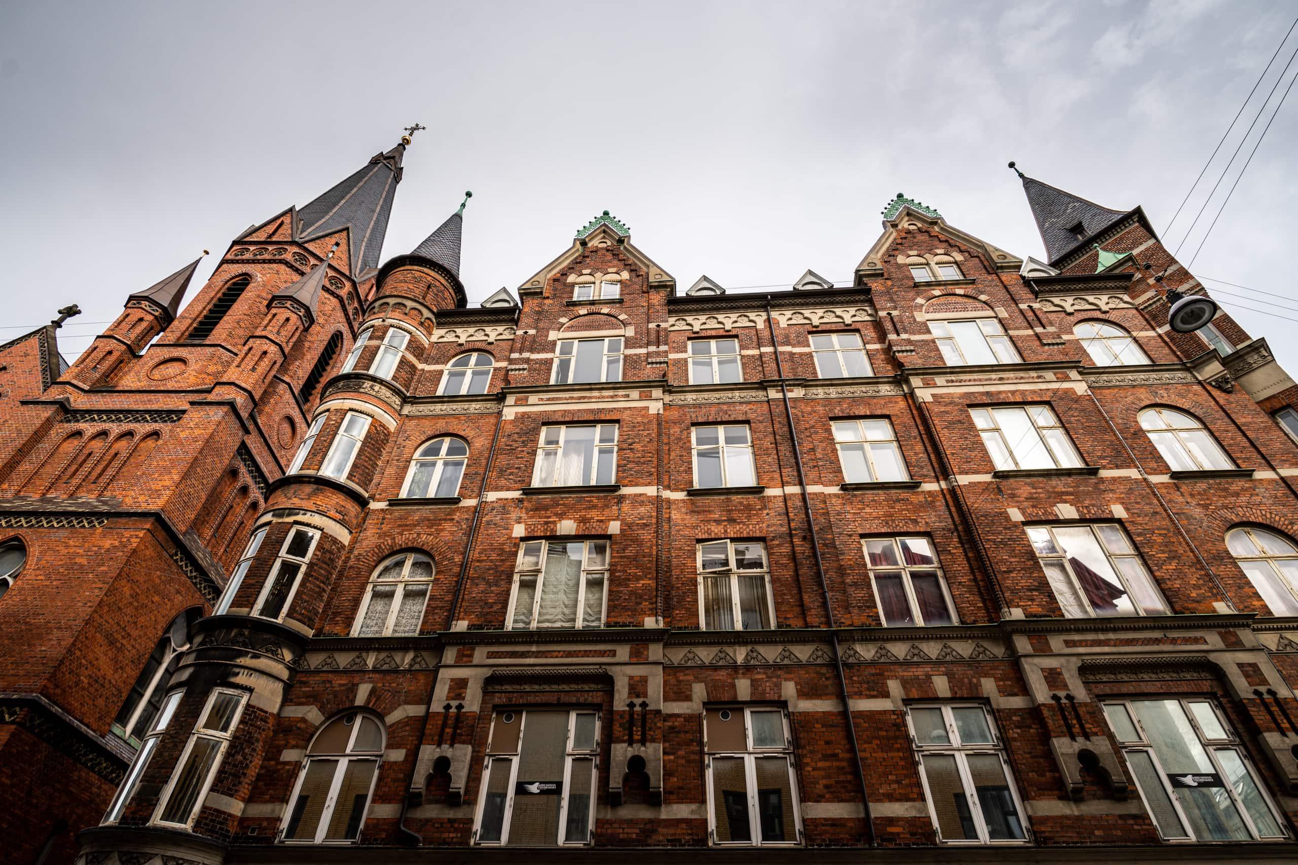 Architecture of Copenhagen