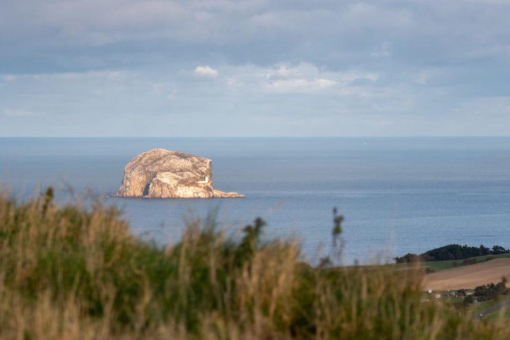 Bass Rock #2 | f/4 1/640sec ISO-100 93mm  | ILCE-7RM3