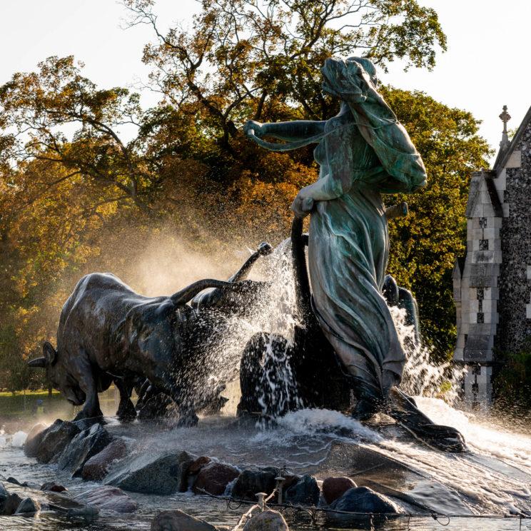 Gefion Fountain 1