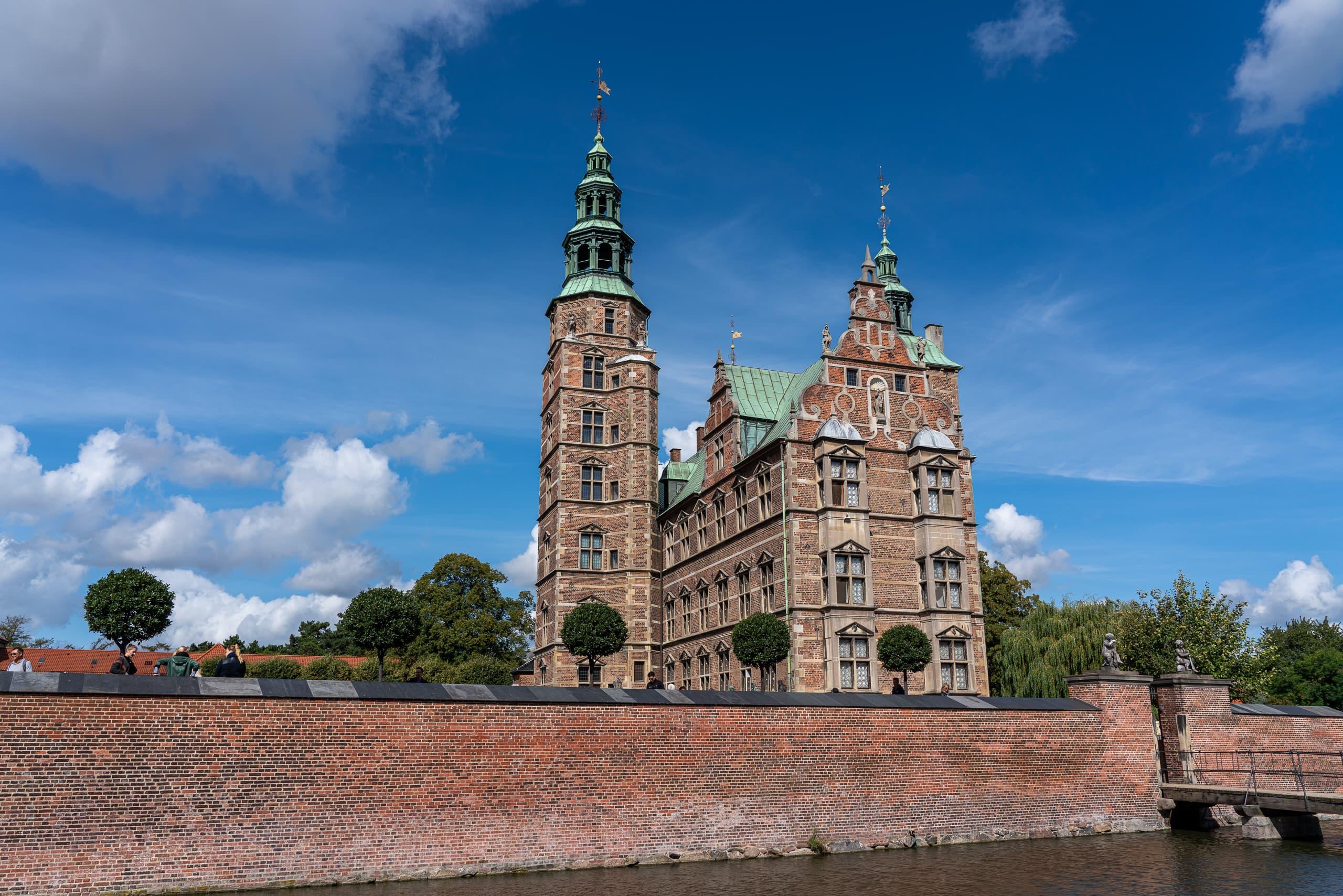 Rosenborg Castle #5