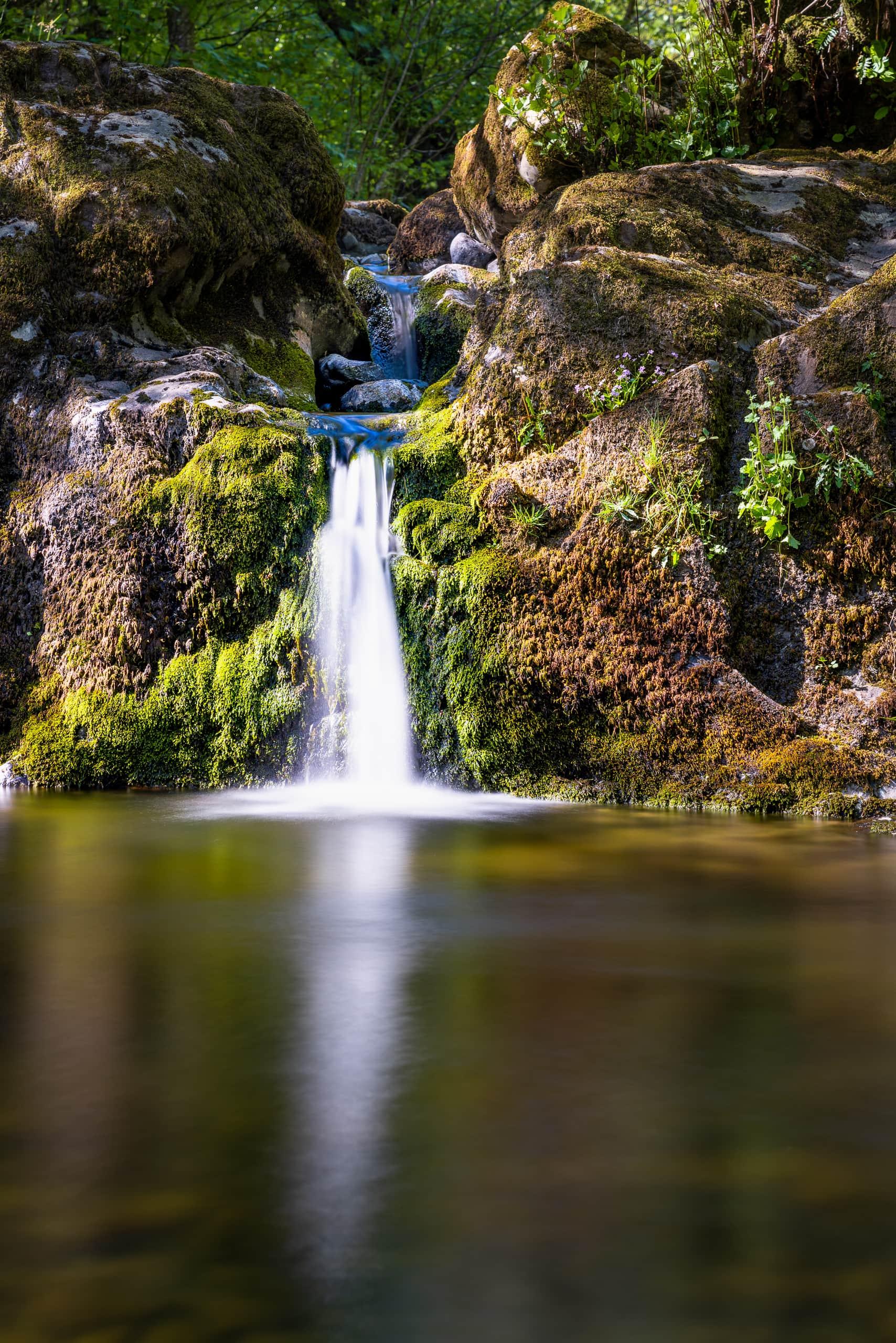 Small waterfall near Aira Force
