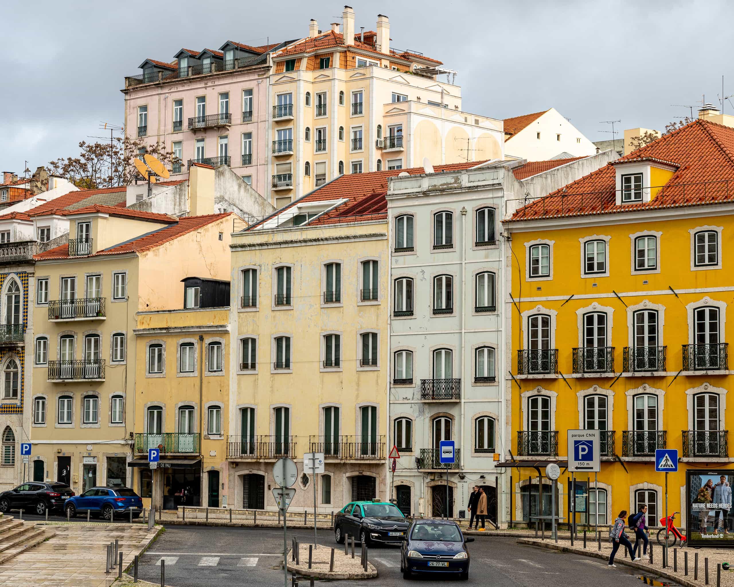 Streets of Lisbon #1