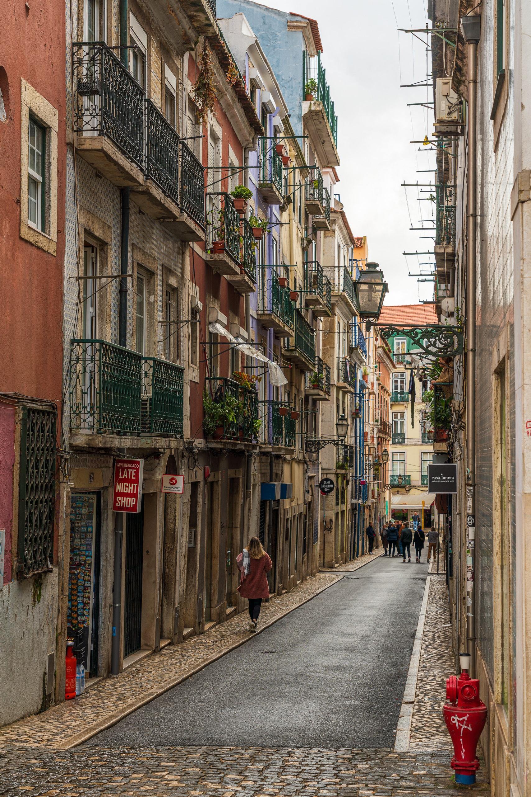 Streets of Lisbon #2
