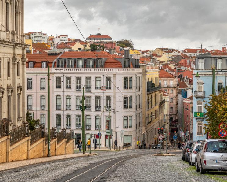 Streets of Lisbon #3