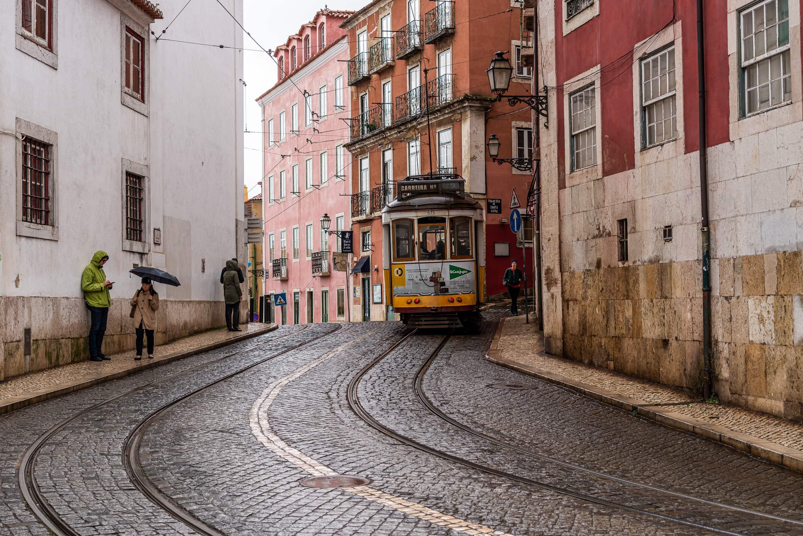 Streets of Lisbon #4