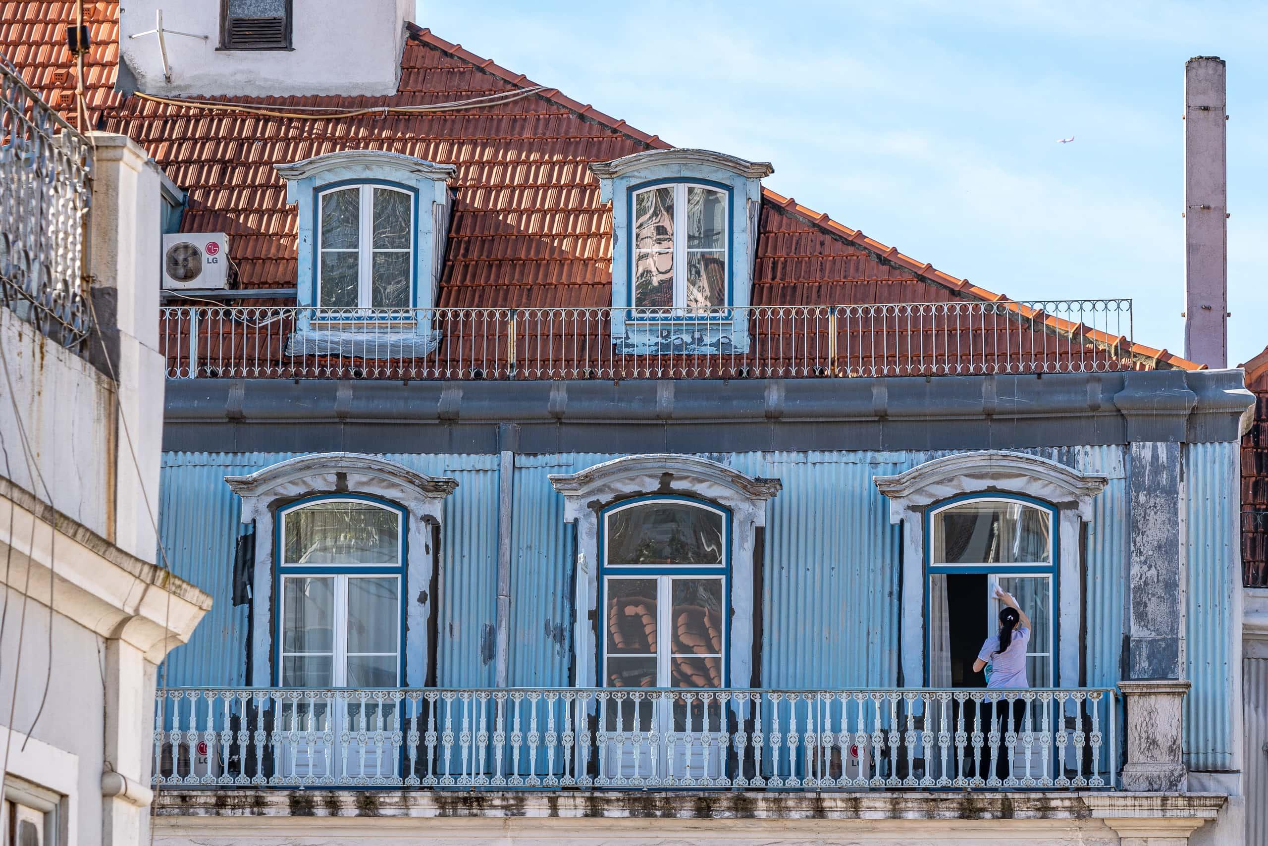 Streets of Lisbon #5