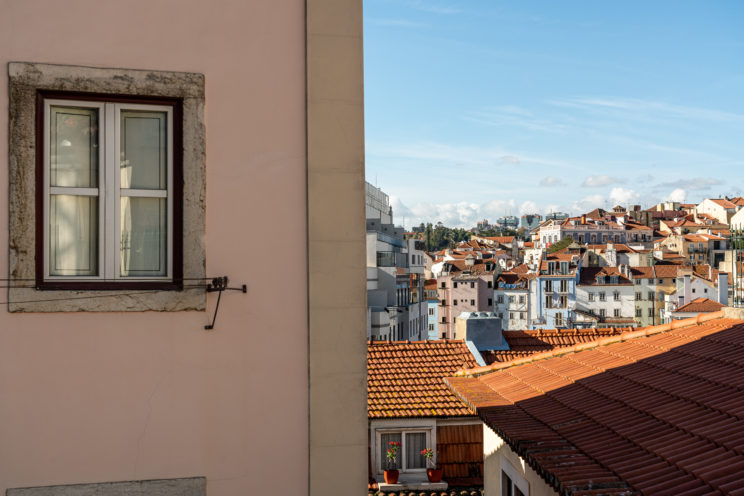 Streets of Lisbon #7
