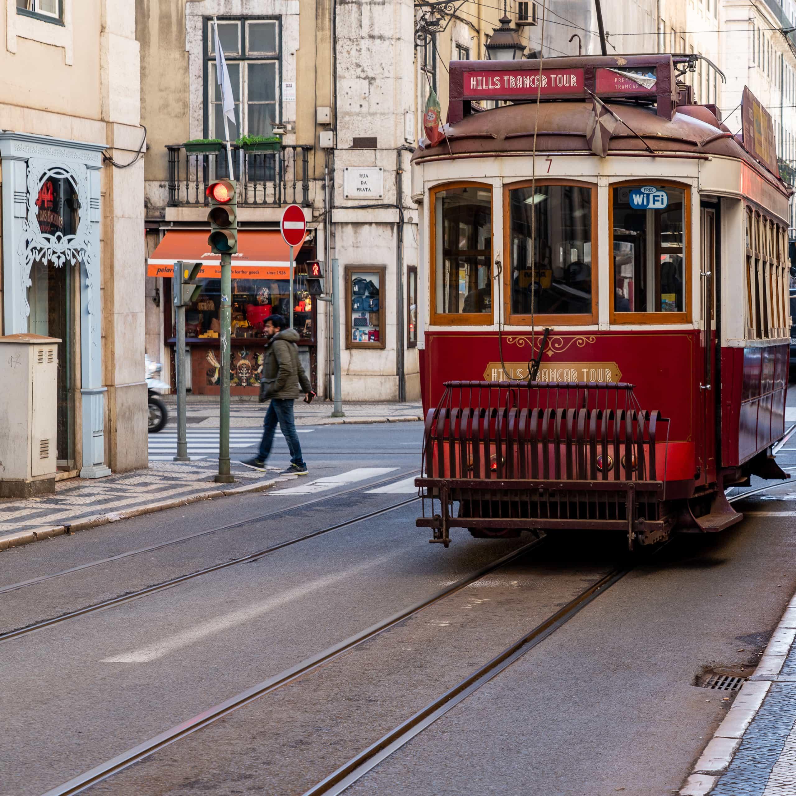 Streets of Lisbon #8