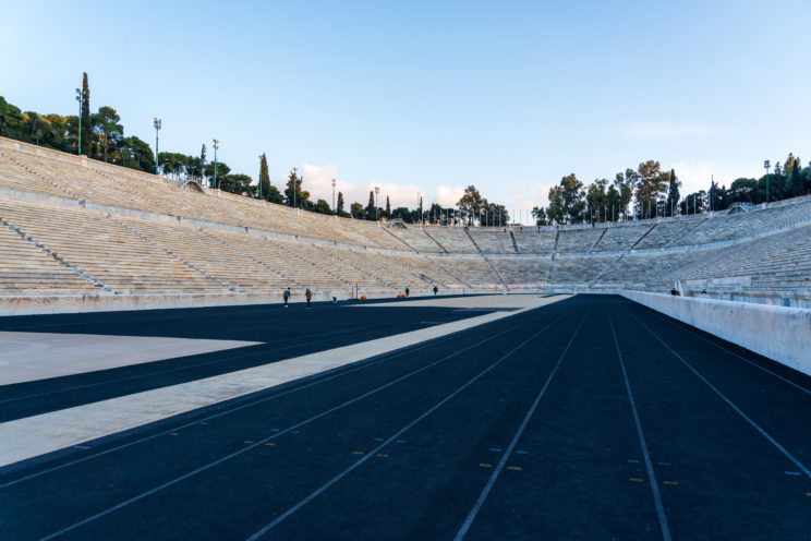 Panathenaic Stadium #2