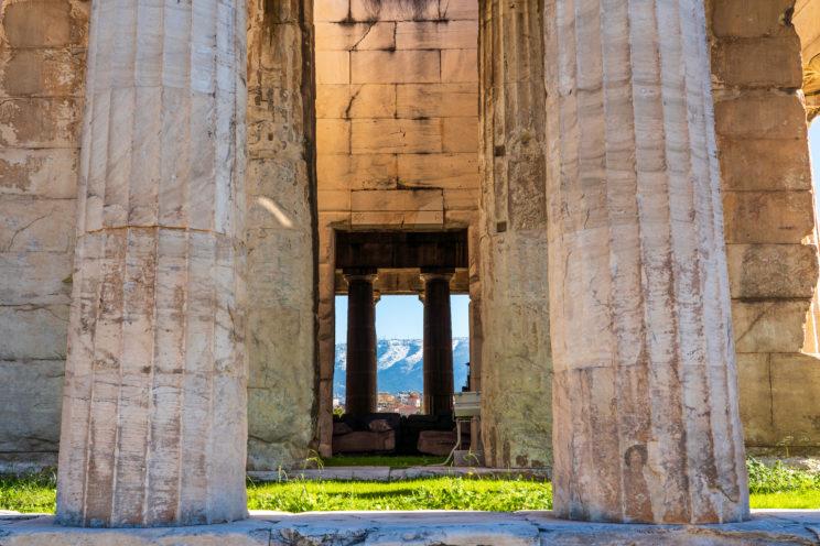 Temple of Hephaestus #2