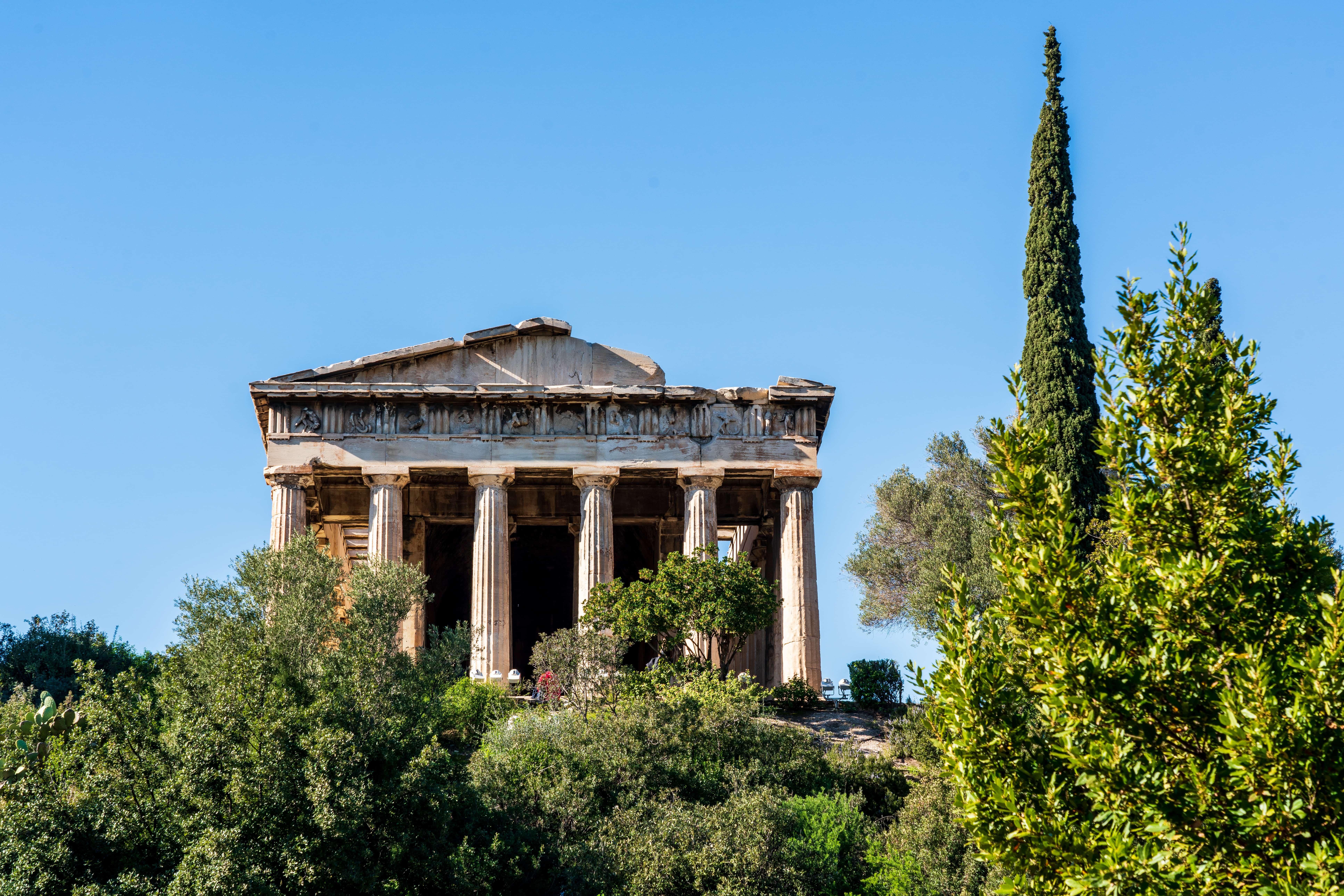Temple of Hephaestus #3